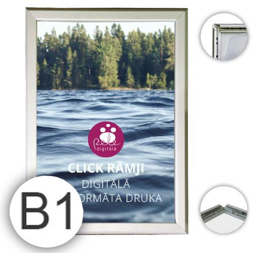 B1 click snap frame