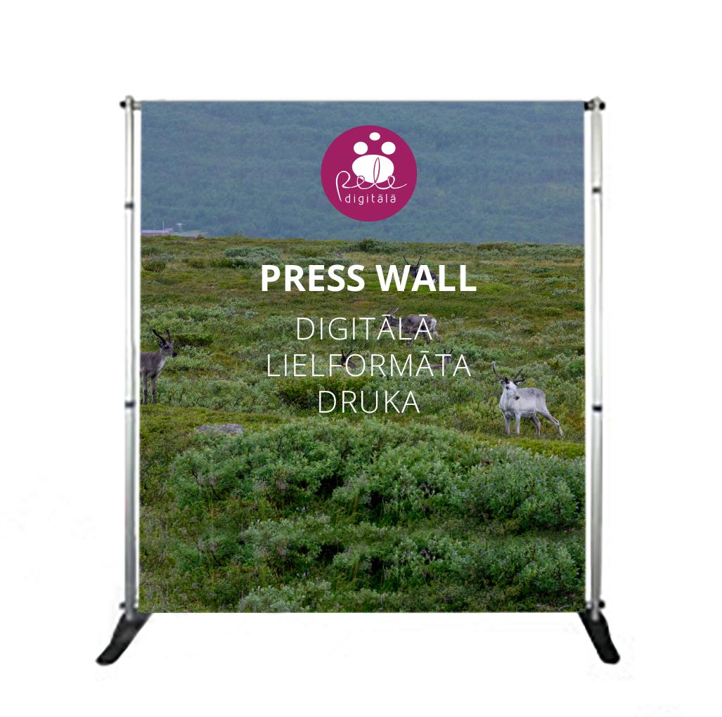 Press Wall druka