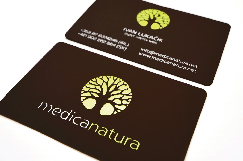 визитки в шелкографии