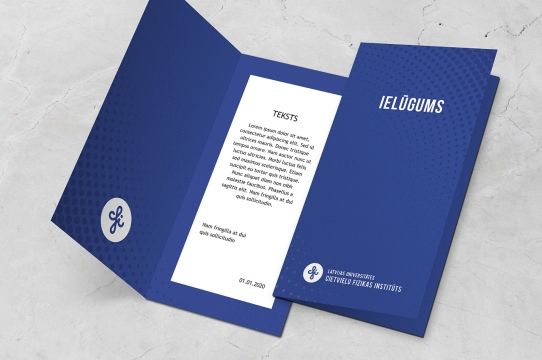 Ielūgumu dizains un druka