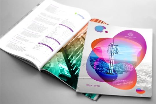 Pārresoru kordinācijas centra kataloga dizains