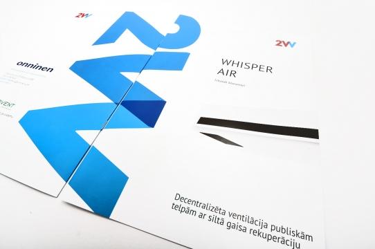 Skavotas brošūras dizaina izgatavošana un druka