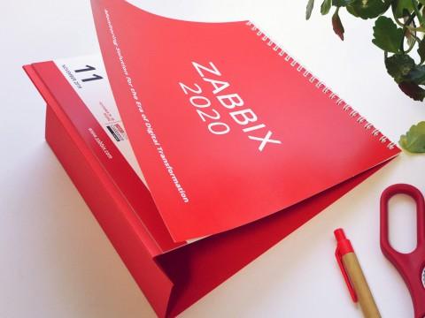 Galda kalendārs 2020, druka