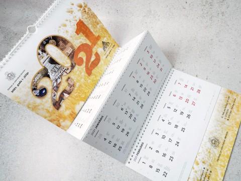 Kalendāri 2021