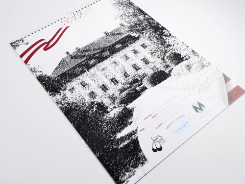 kalendaru druka