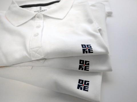 Печать рубашки поло