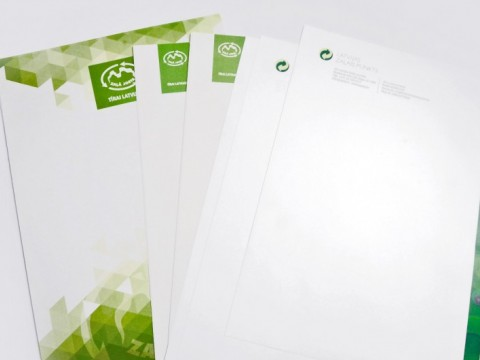 Veidlapu formu druka A4 ofseta papīrs