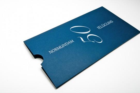 Печать конвертов дизайнерской бумагой