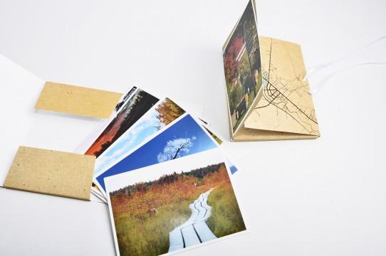 Kartiņas ar konvertu izgatavošana