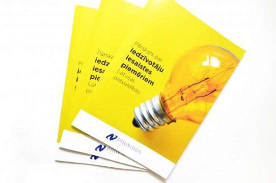 Дизайн и печать брошюр