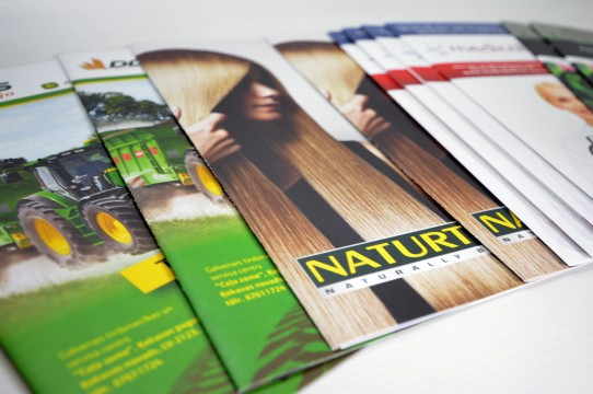 advertising brochures, print prices