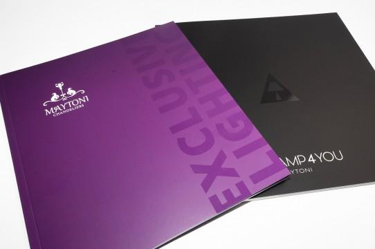 эксклюзивные каталоги, печать