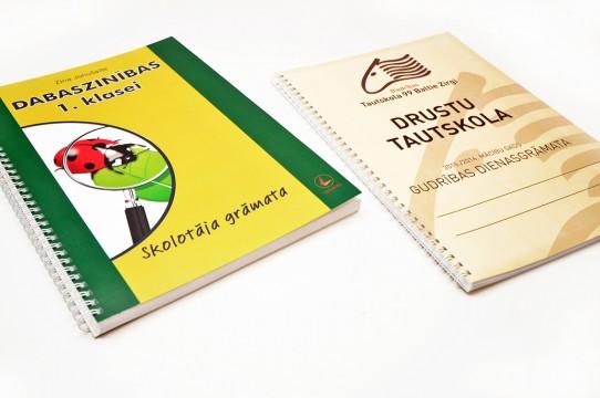 dienasgrāmatas druka