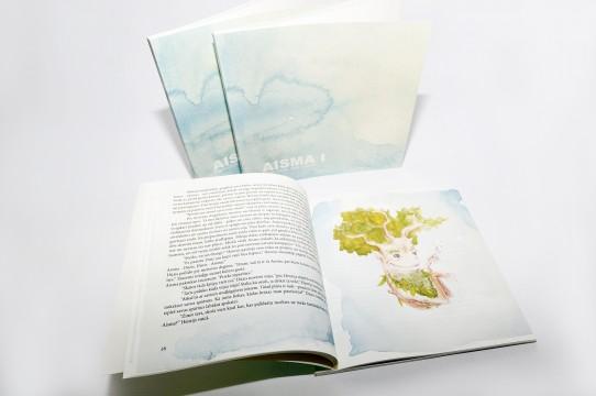 Grāmatu druka un līmēšana ar PUR līmi