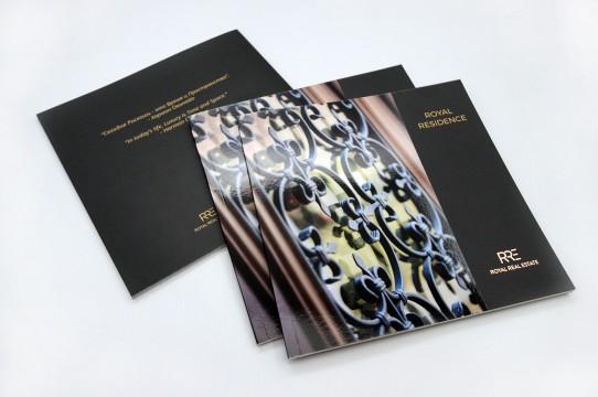 Exclusive catalog printing