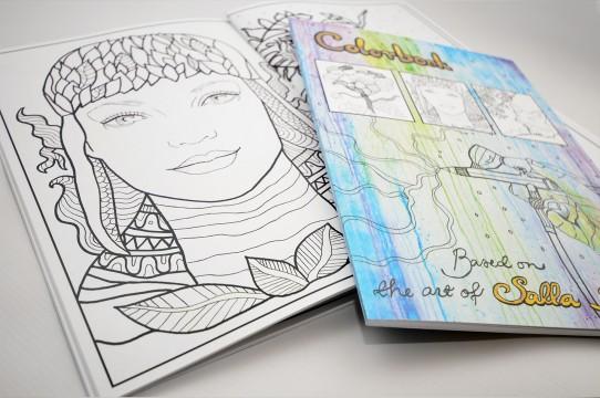 colorbook binding