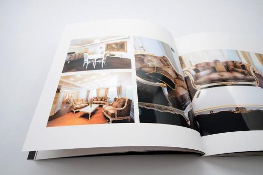 Foto katalogu druka