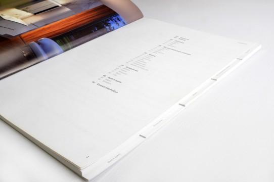 Каталог продукции с отделениями печати