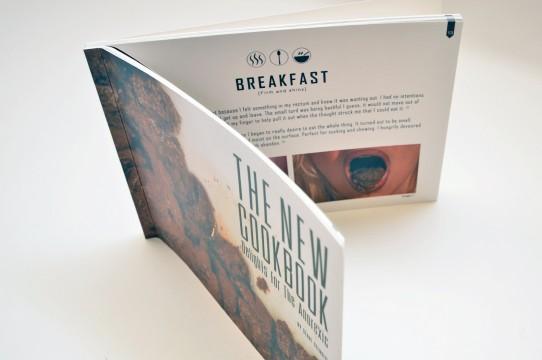 cookbook printing