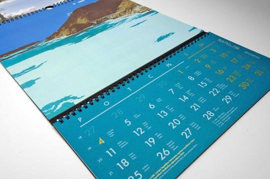 Печать календаря 2021