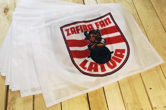 изготовление флагов, печать