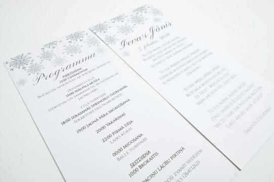 Печать свадебных приглашений