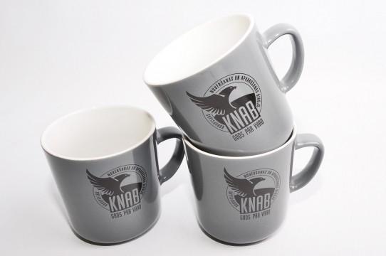 Керамические чашки с принтом