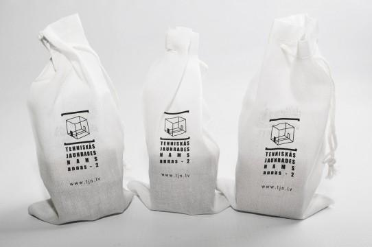 kokvilnas maisiņu apdruka