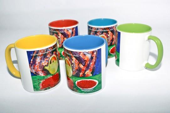 чашки в сублимации