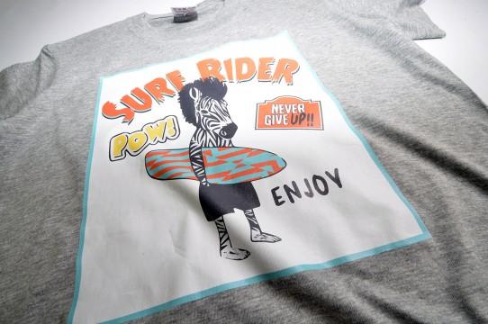 kreklu apdruka digitālā drukā