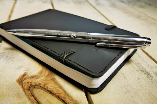 Гравировка ручки
