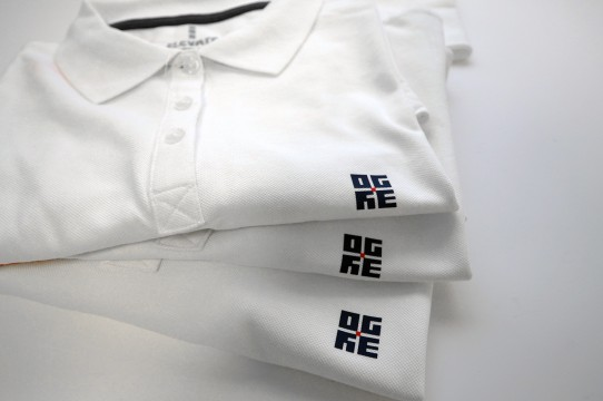 Polo kreklu apdruka