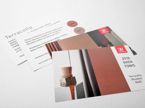 листовки, открытки