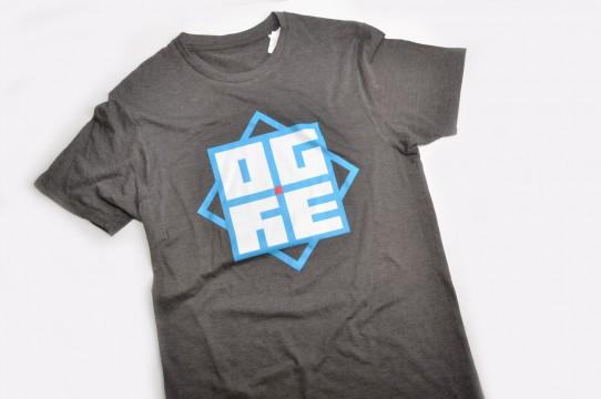 T-kreklu apdruka ar transfērsietspiedi