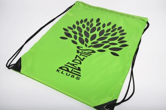 sporta somiņas ar apdruku