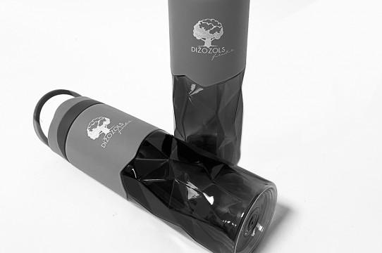 Печатные бутылки с водой