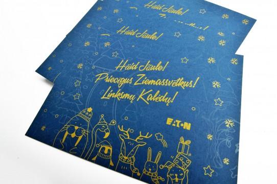 Изготовление рождественских открыток